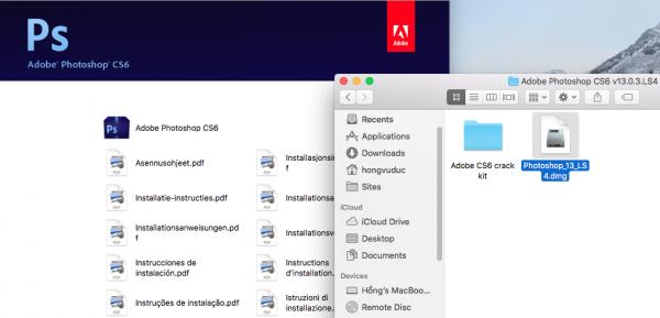 Adobe Photoshop CS6 for Mac OS - Phần mềm đồ họa chuyên nghiệp