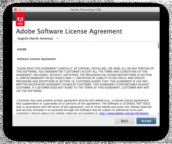 ĐỒ HOẠ - Adobe Photoshop CS6 for Mac OS X | Tinhte vn