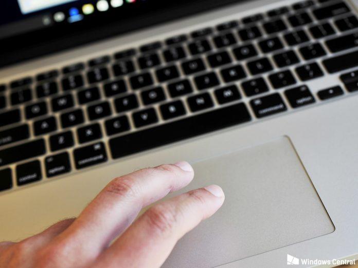 Bật tính năng kéo bằng 3 ngón tay trên Mac OS El Capitan, Sierra
