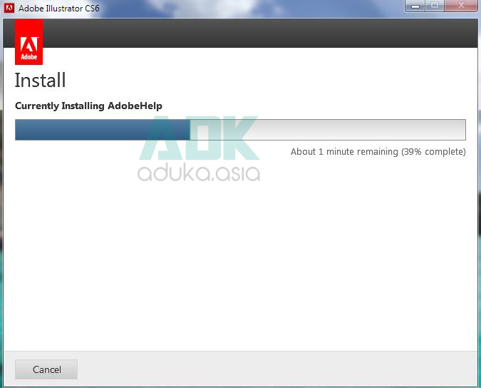 ĐỒ HOẠ - Adobe Illustrator CS6 và hướng dẫn cài đặt full thuốc