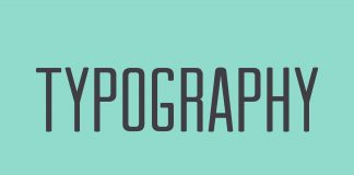 typography cực đẹp