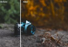 preset lightroom